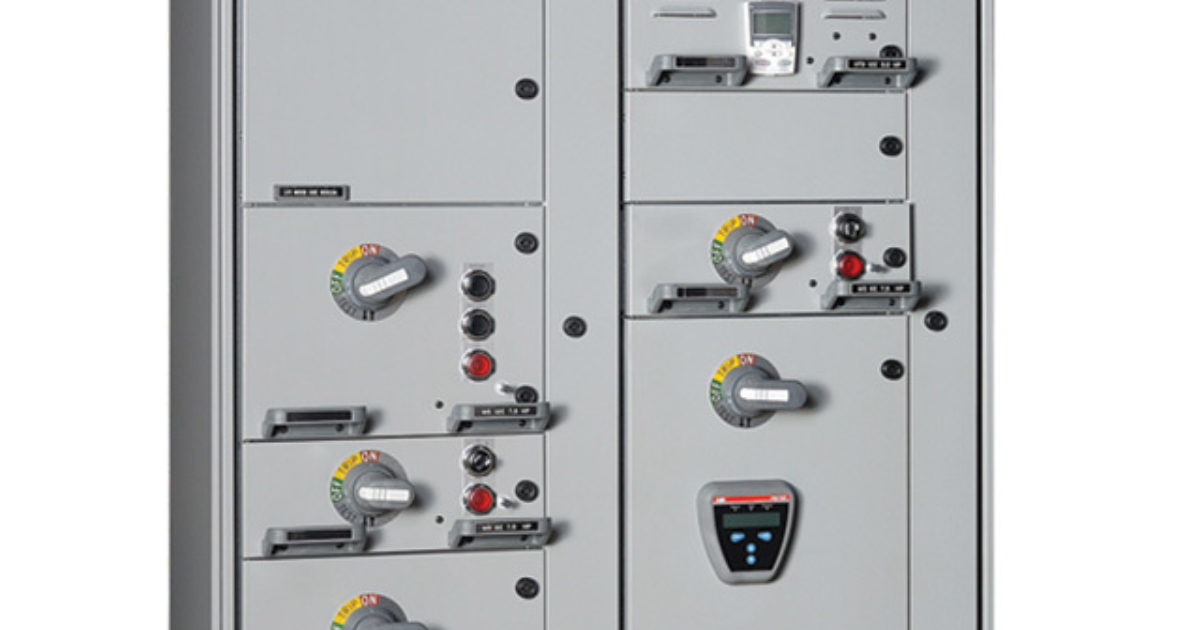 Low Voltage Motor Control : Product news february treatment plant operator