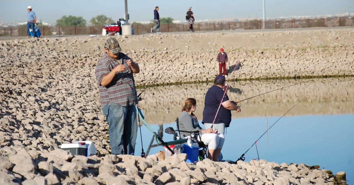 Fish on water utility goes angling for treatment plant for El paso fishing