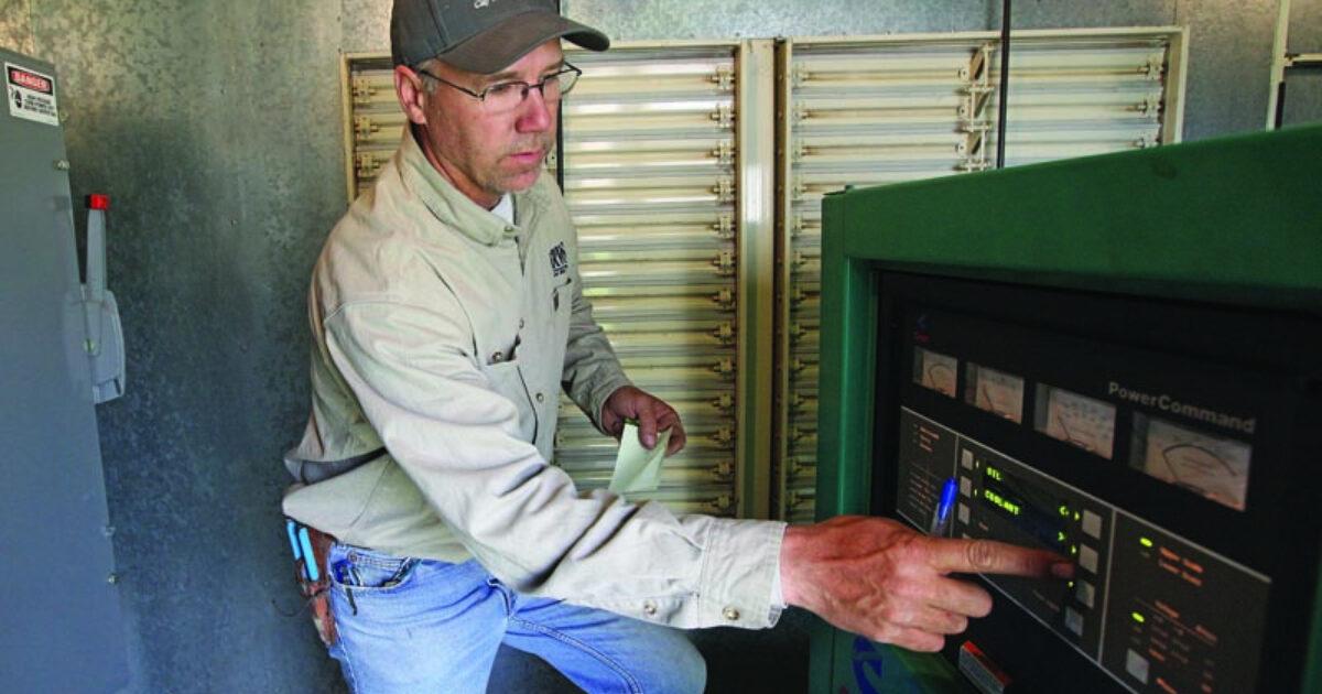 Reverse Osmosis Scada Automation Drive Treatment