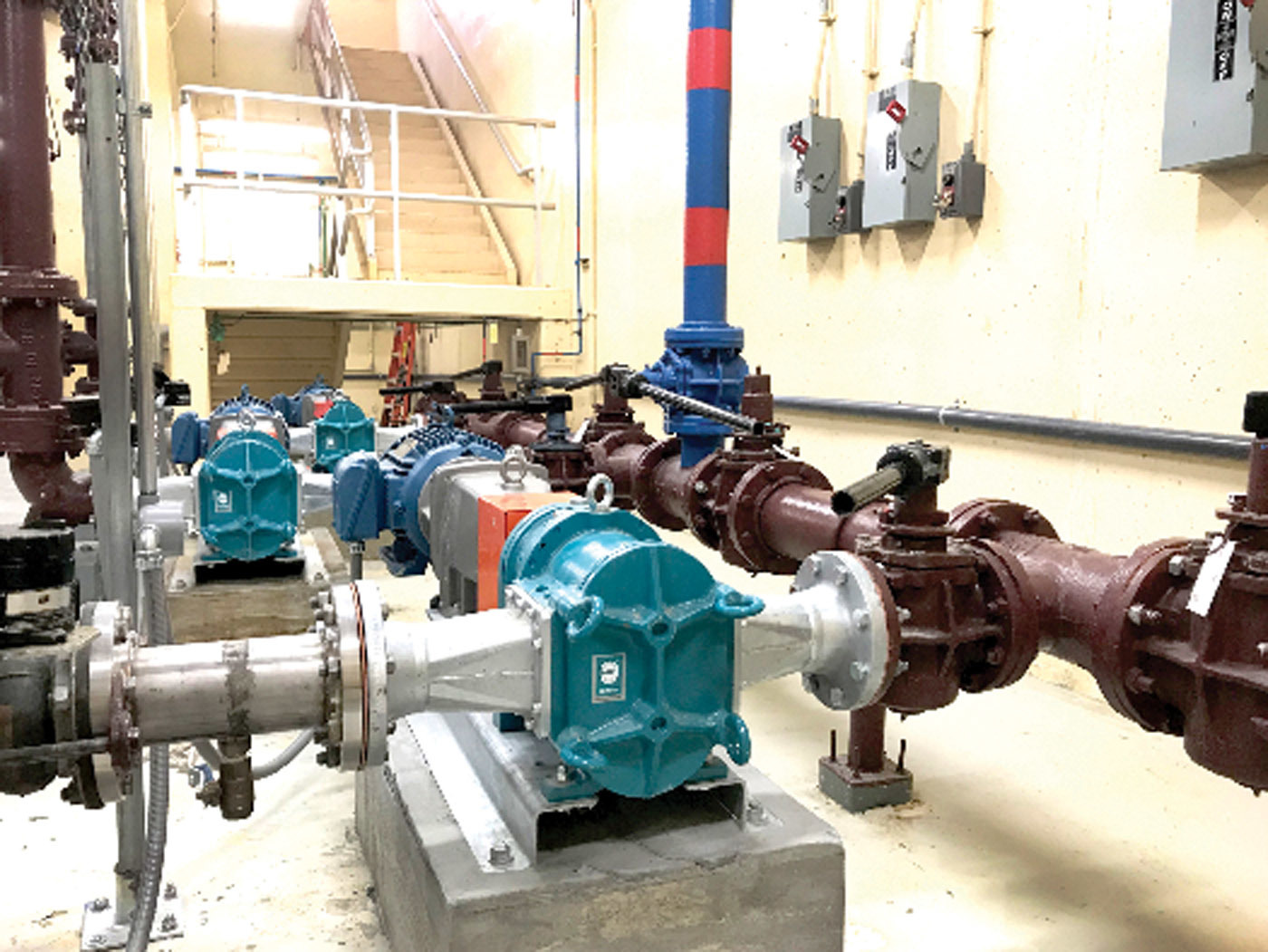 Product Focus - August 2019   Treatment Plant Operator