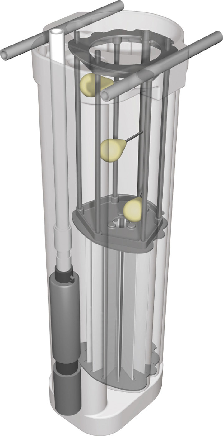 ECOFILTER Pump Vault from Delta Treatment Systems