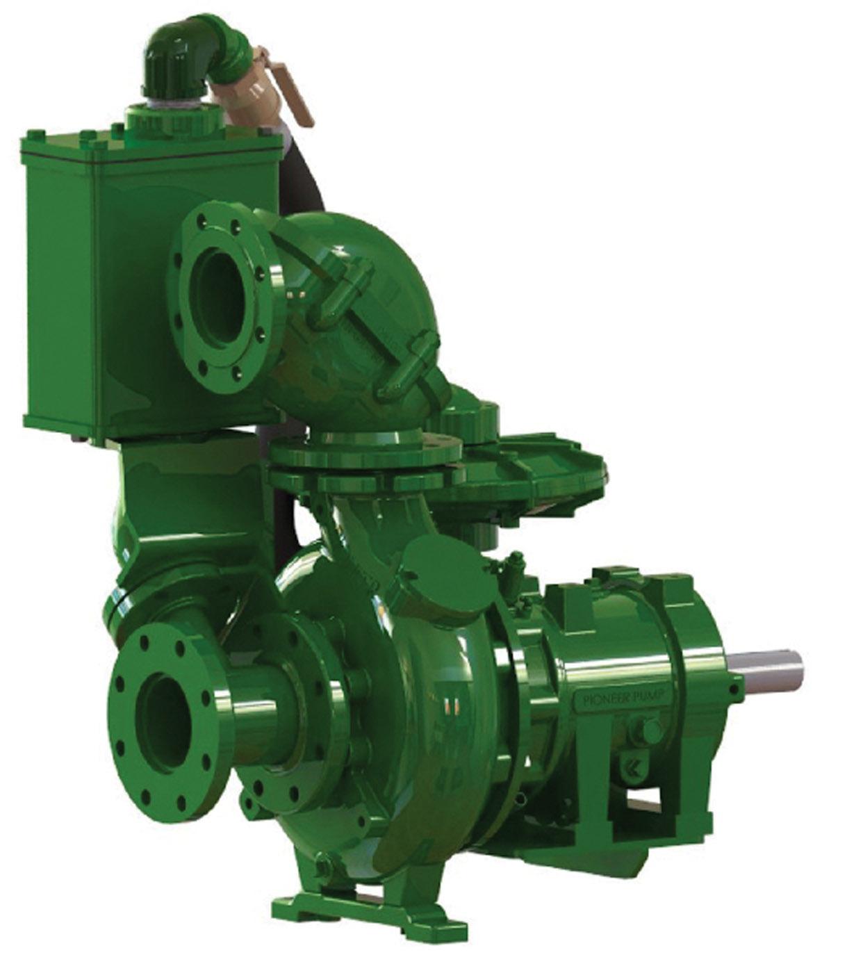 Pioneer Pump Vortex Series pumps from Franklin Electric