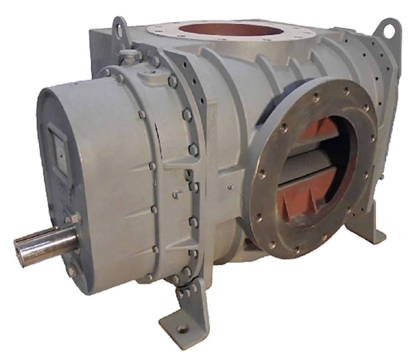 827 DVJ dry-vacuum blower from Howden