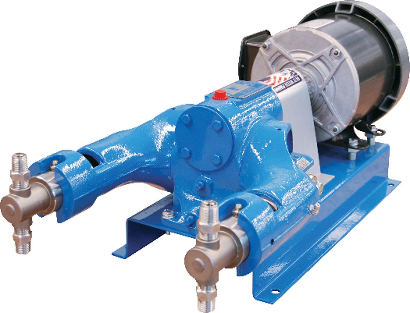 JaecoPAK metering pumps from JAECO Fluid System