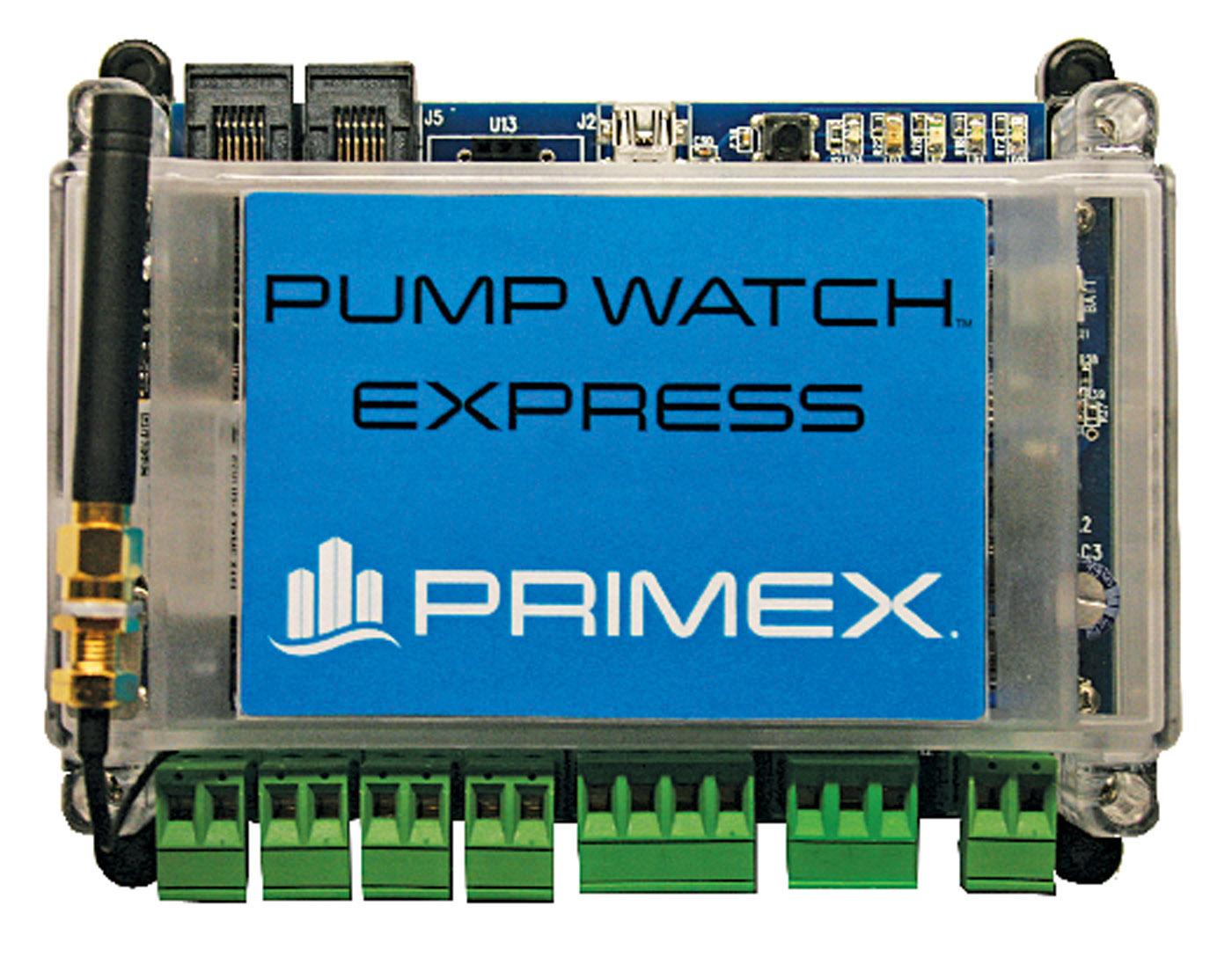 Pump Watch Express from PRIMEX