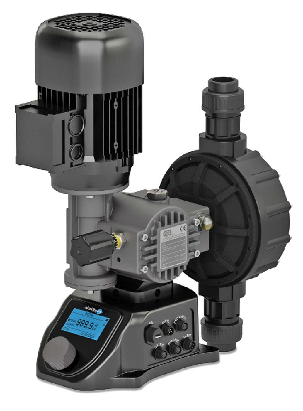 Blackline Pro pump from Pulsafeeder