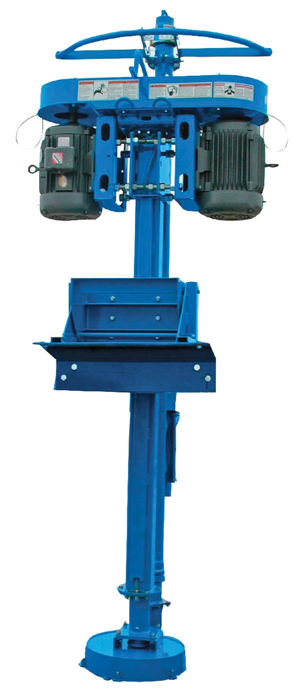 Patz Shaft Drive Pumps, distributed by ScreencO Systems